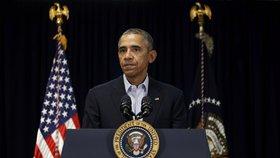 Prezident USA Barack Obama se kriticky vyjádřil k prozatímnímu lídrovi republikánské kandidátky, miliardáři Donaldu Trumpovi.