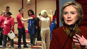 Podváděl tak trochu volební tým Clintonové?