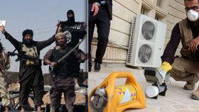 Panovaly obavy, že radioaktivní materiál mohl získat Islámský stát.