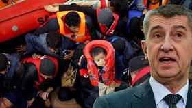 Premiér Andrej Babiš (ANO) se zlobí kvůli dopisu z Itálie