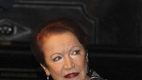 Celebrity, které bojují s rakovinou: Hana Macuichová.