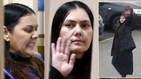 Gjulčechra Bobokulova u soudu vypověděla, že jí Alláh nařídil, aby vraždila.