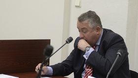 Soud kvůli Zemanovu Peroutkovi: Advokát Nespala zívá.