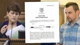 Petr Kramný se proti rozsudku odvolal hned v soudní síni.