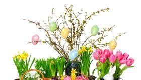 Velikonoční kouzla mají velkou moc.
