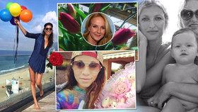 Jak strávily české krásky Mezinárodní den žen?
