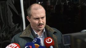 Marian Kotleba, šéf krajně pravicové strany Kotleba-Lidová strana Naše Slovensko