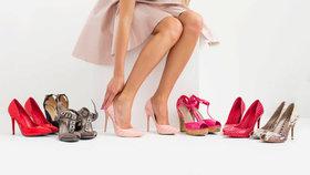 Za hallux rigidus mohou v mnoha případech špatné boty.