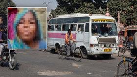Dva muži v jedoucím autobuse znásilnili mladou matku. Činu přihlížela její dcera.
