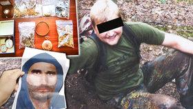 Hledače pokladů zabil lupič, který se bál, že najde jeho skrýš.