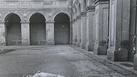Masarykovo tělo bylo nalezeno 10. března 1948.