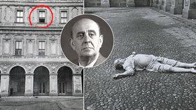 Takhle zemřel Jan Masaryk: Po téměř 70 letech byly zveřejněny důkazní fotografie.