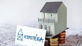 Nová pravidla pro hypotéky se dotknou třetiny žadatelů.
