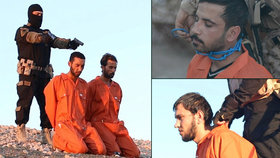 ISIS zveřejnil další videa z brutálních poprav.