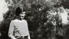 Coco Chanel v roce 1928