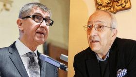 Na slova Andreje Babiše o Syřanech reaguje senátor Hassan Mezian.