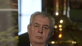 Miloš Zeman už má dary pro čínského prezidenta připravené.