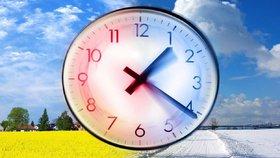 Na konci října se změní čas: Na státní svátek si o hodinu přispíme