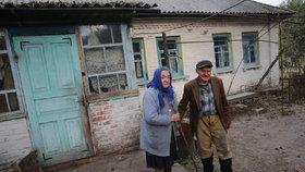Marija a Ivan Semenjukovi
