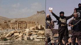 Záběry z Palmýry: Takhle islamisté poškodili starobylé město