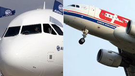 ČSA vymění svoje stará letadla za airbusy.