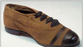 »Baťovka« – bota, která stála na začátku impéria.