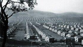Pro dělníky stavěl Baťa domky.