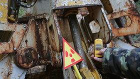 Pan Parchoměnko prozradil, jak bojoval s radiací v Kyjevě.