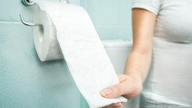 Chytrý toaletní papír může být silný pomocník v boji s obezitou