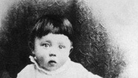 Adolf Hitler jako dítě