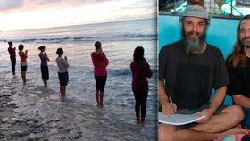 Luboš Koláčkek se vypravil na Filipíny za Guru Járou, který tam právě sedí ve vězení.