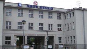 Nemocnice v Hradci Králové
