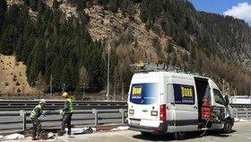 Rakousko staví plot na hranicích s Itálií. Chce zabezpečit Brennerský průsmyk
