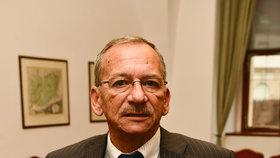 Jaroslav Kubera, primátor Teplic a senátor za ODS