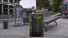 Praha chce koše, lavičky i zastávky sjednotit.
