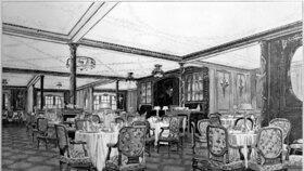 Restaurace na Titanicu