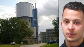 Abdeslam se zajímal o výzkumné jaderné zařízení v Jülichu.