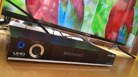 Buď si budete muset koupit novou televizi, která umožní přijímat DVB-T2, nebo alespoň set top box.
