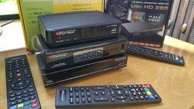 Buď si budete muset koupit novou televizi, která umožní přijímat DVB-T2, nebo alespoň set-top box.