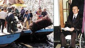 Před 12 lety zemřel jeden z orlických vrahů: Karel Kopáč se oběsil ve vězení.