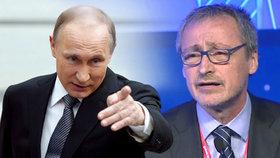Martin Stropnický varoval před ruskou hrozbou. Ale také před izolováním Putinovy země.