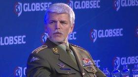 GlobSec 2016 v Bratislavě: Generál a druhý muž NATO Petr Pavel