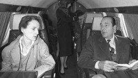 Zemřela dcera francouzského exprezidenta. Patnáctkrát si sáhla na život, trpěla anorexií... nakonec ji zabil infarkt.