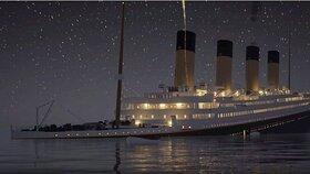 Na Titanicu zemřelo kolem 1500 pasažérů a členů posádky.