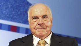 Zemřel Helmut Kohl