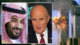 Exstarosta New Yorku tvrdí, že Saúdská Arábie měla prsty v 11. září: Nabídli mi 10 milionů dolarů.
