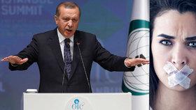 Ankara cenzuruje Evropu: Nahlaste nám nepřátele Turecka, vyzývá konzulát v Nizozemí