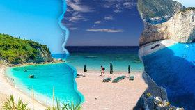 Nejkrásnější evropské pláže: Kam se hrabe Karibik!