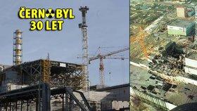 Výbuch v Černobylu: Podívejte se na video z útrob elektrárny