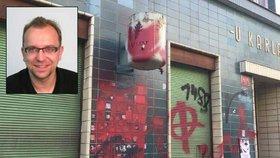 Miroslav Mareš soudí, že za útoky stojí zřejmě chuligáni s neonacistickým zázemím.